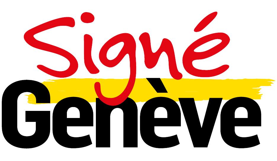 Logo de Signé Genève